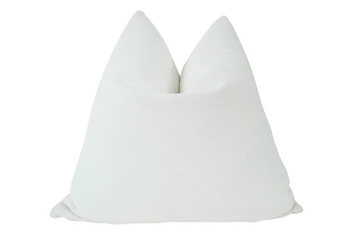 FI Natural Woven Outdoor/Indoor Pillow, 24x24