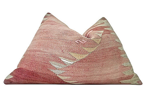 SOLD FI/Tamya Kilim Pillow