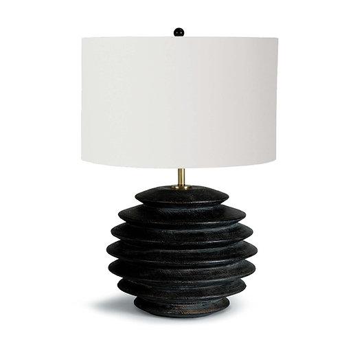 Ebony Table Lamp