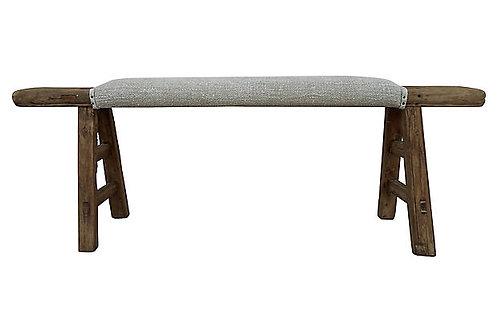 FragmentsIdentity French Linen Bench