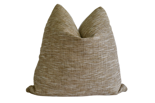 Sisal Woven & Fragments Identity Cenote Loop Pillow