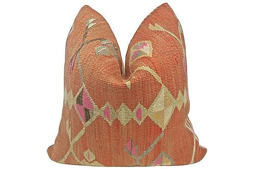 SOLD Vintage Anatolian Kilim Pillow