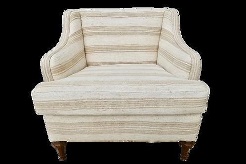 SOLD Fragments Identity Vintage Kilim Chair