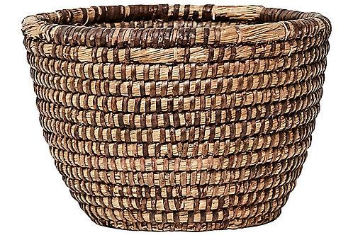 NaturalVintage Rye Basket