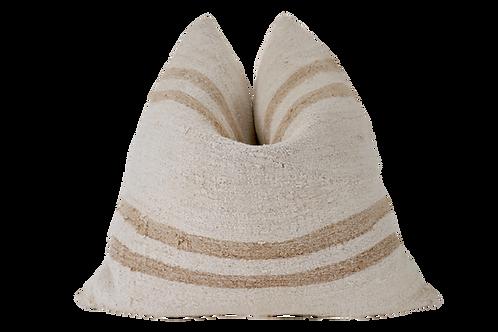 SOLD FI Vintage Berber Handwoven Kilim Pillow