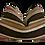 Thumbnail: FI Vintage Berber Kilim Wool & Hemp Pillow