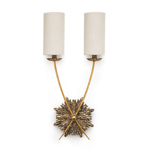 Giltwood Wall Sconce