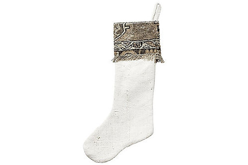 Fi Holiday Stocking