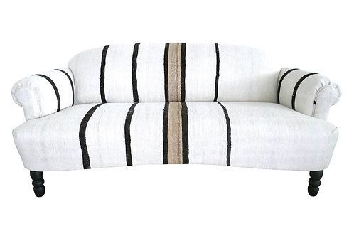 FI Desert House Vintage Kilim Sofa