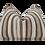 Thumbnail: FI Vintage Berber Hemp Kilim Pillow