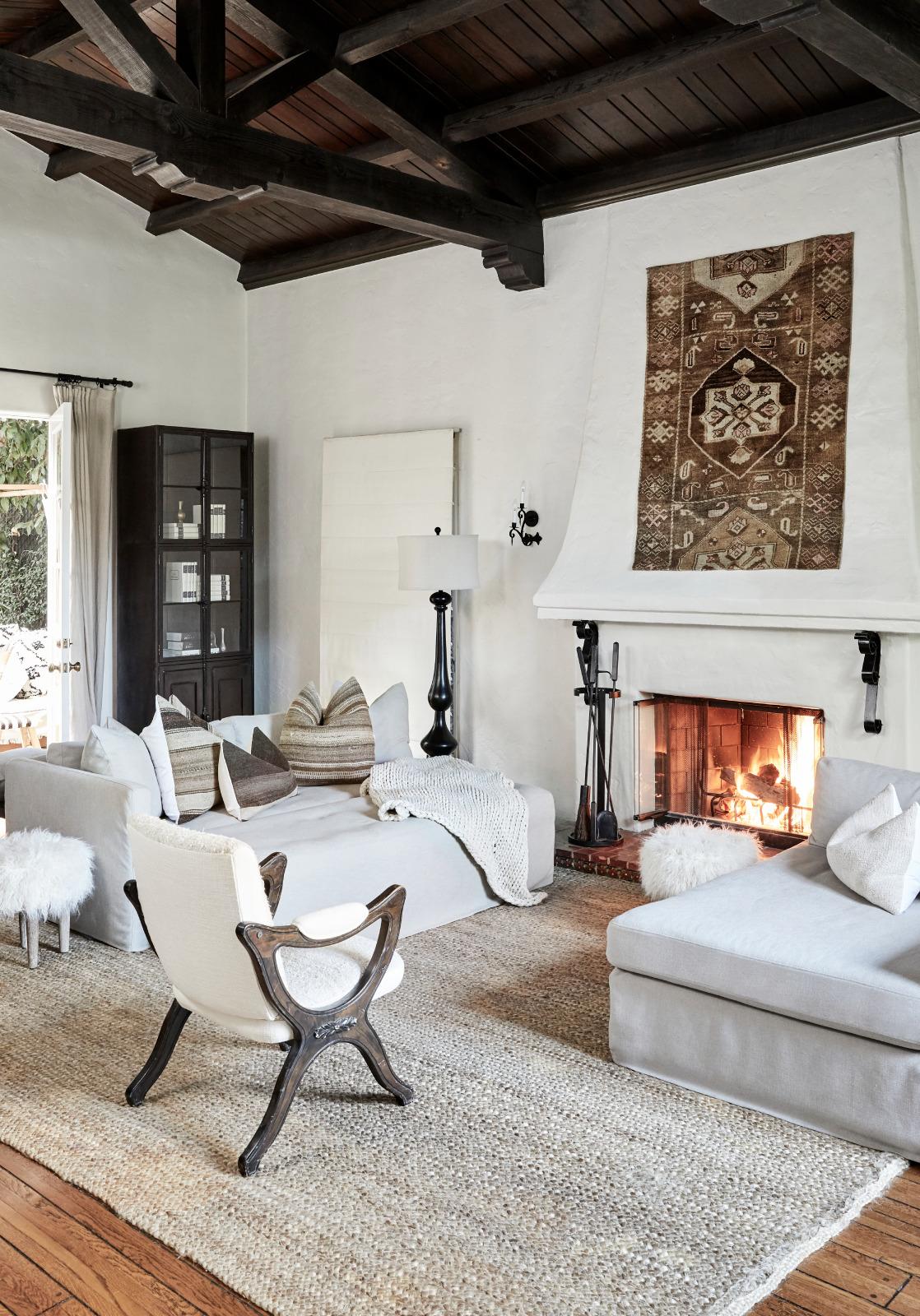 Van Der Beek's Cali Cool Home