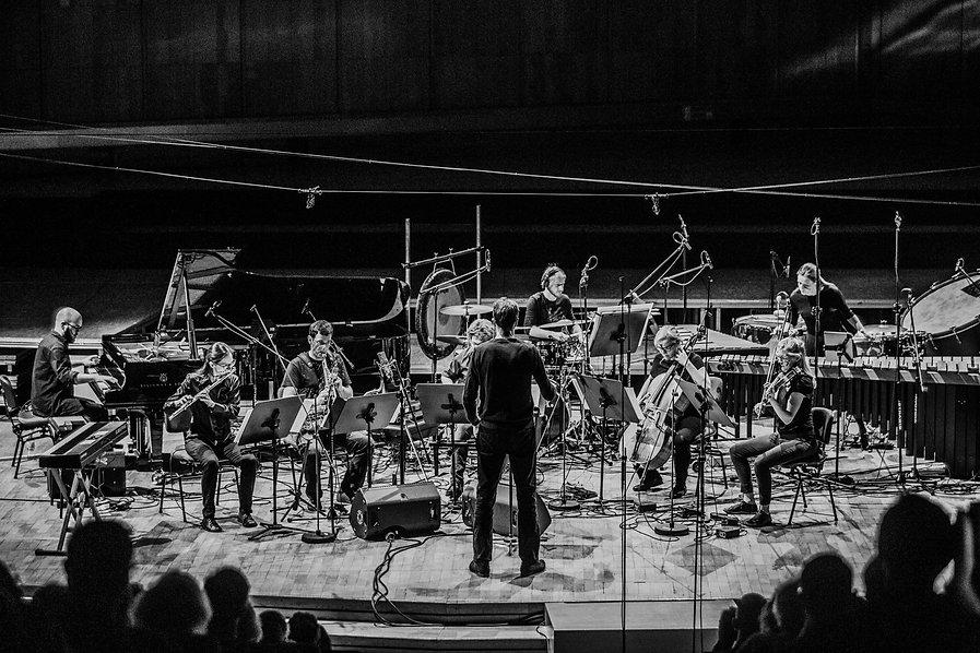 Black Page Orchestra plays Disco Bloodbath