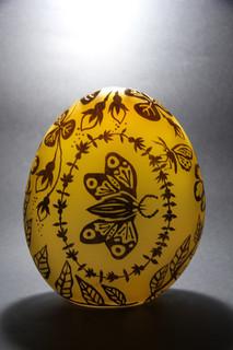 16 - Egg sculpture, 2nd side