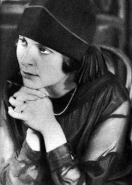 Elsa Triolet en 1925