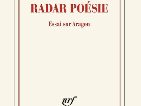 Radar Poésie - Essai sur Aragon