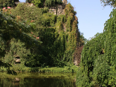 Les Buttes Chaumont vues par Aragon dans Le Paysan de Paris