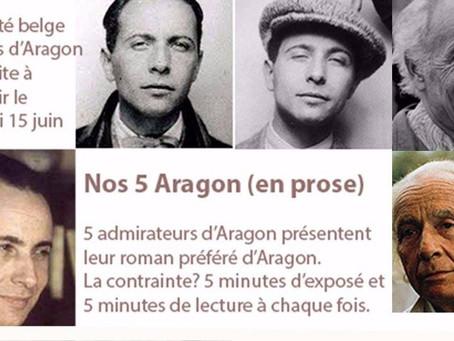 Nos 5 Aragon