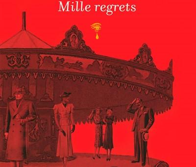 """Une nouvelle réédition  de """"Mille regrets""""  d'Elsa Triolet"""