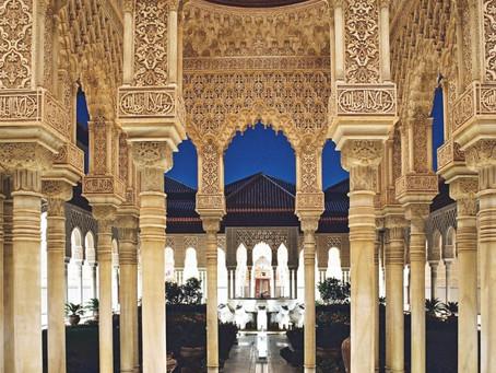La traversée de l'Islam d'Aragon avec le Fou d'Elsa