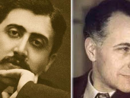 Aragon, Proust,  et la grande guerre mardi 31 mars à Paris