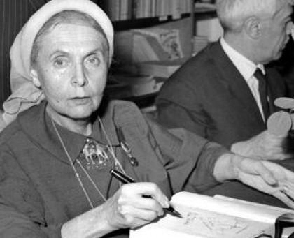 Il y a 75 ans, la remise du prix Goncourt à Elsa Triolet