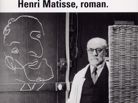 Matisse, roman et poème