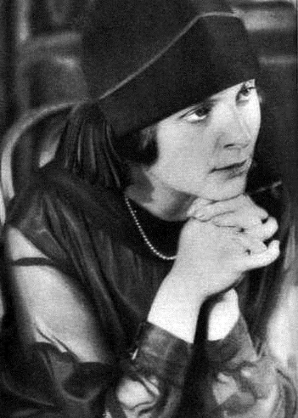 Elsa Triolet en 1925. Droits réservés Vendredi, 12 Juin, 2020