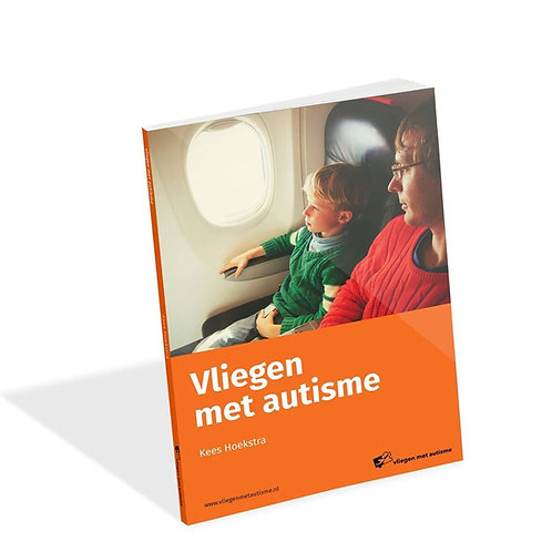"""Ebook versie 'Vliegen met autisme"""""""