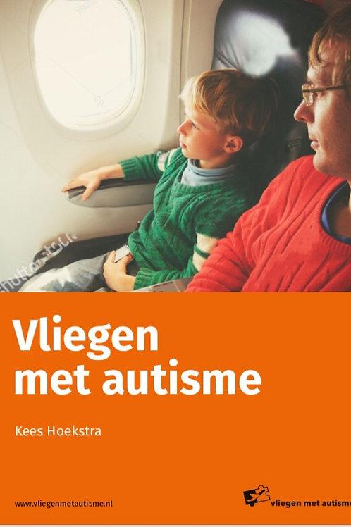 """Boekje """" Vliegen met autisme """""""