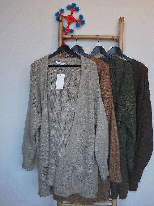Ambika vest in diverse kleuren