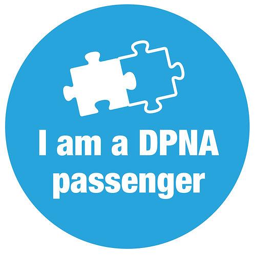 DPNA button