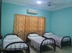 Old Folks Home Room - 3 Bed