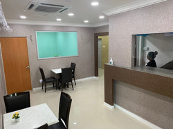 Dining Area Care Home