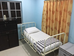 Retirement Home Roon with 1 bed