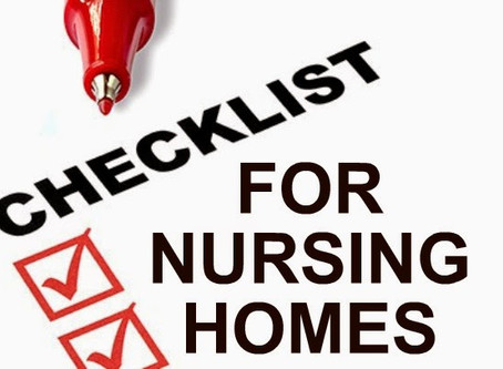 Choosing a Nursing Home (PJ Old Folks)