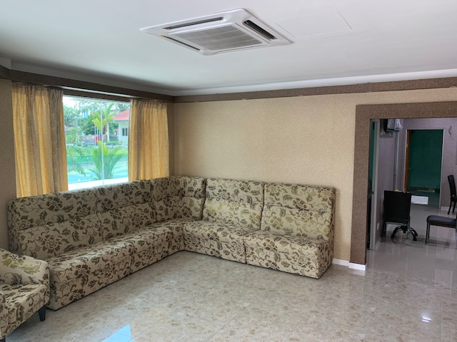 Living Area of Nursing Home