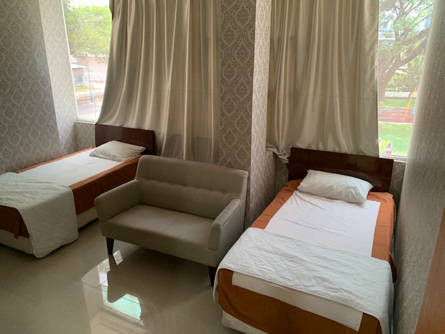 Double Room Palliative Care
