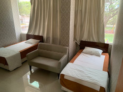 Double Room Palliative Care