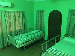 Nursing Home Room- green