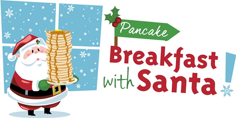 Pancake Breakfast w/ Santa and Concert