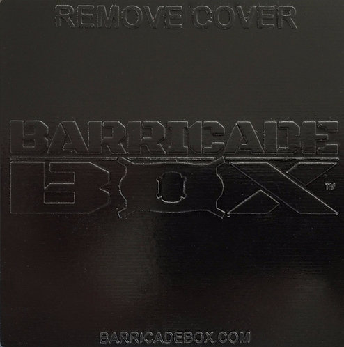 Replacement Box Cover