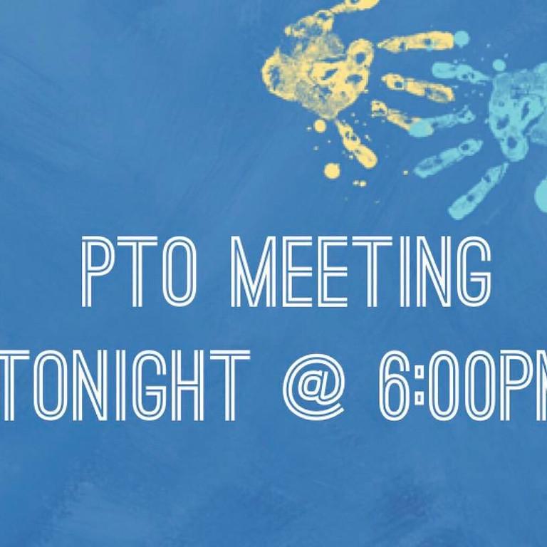 PTO Meeting - November