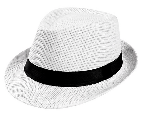 Lot de 10 chapeaux en paille - cadeau mariage