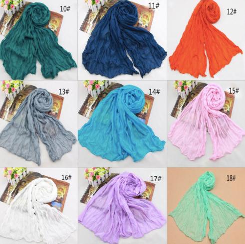 Lot de 10 foulards femme - cadeau mariage