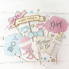 décoration baby shower brit mila