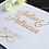 Thumbnail: Livre d'or personnalisé mariage