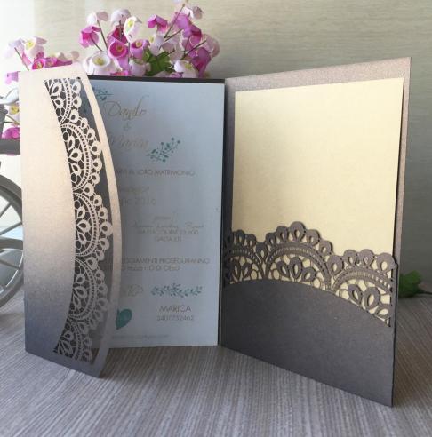 Lot de 50 invitations - mariage, bar mitzvah