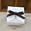 Thumbnail: Lot de 50 boites a dragees kraft - mariage