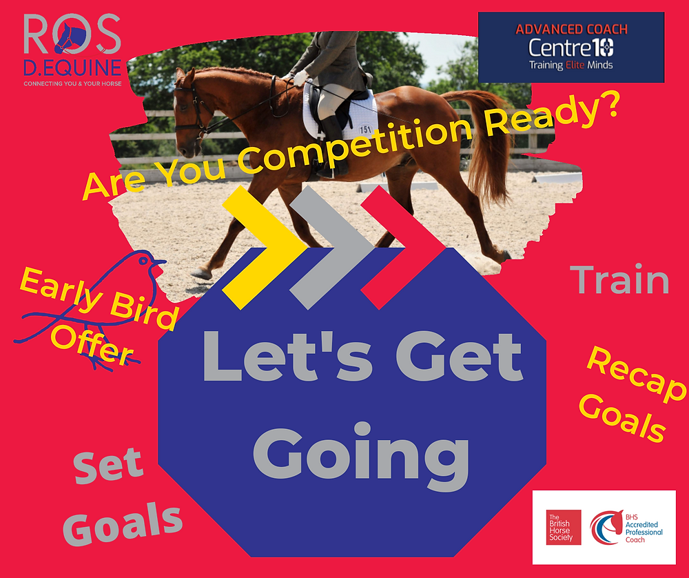 "Advert for ""Let's Get Going"" offer. Links to website page"
