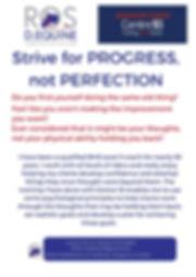 Strive for PROGRESS, not PERFECTION.jpg